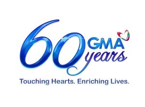 GMA 60 Years! Touching Hearts. Enriching Lives.