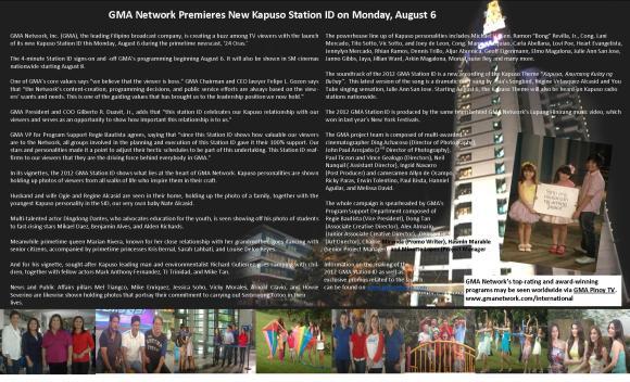 GMA Station ID PR