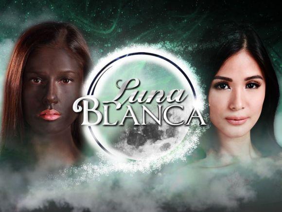 Luna Blanca Book 3