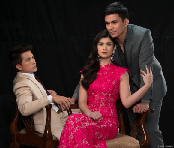My Husband's Lover stars Dennis Trillo, Carla Abellana, and Tom Rodriguez.