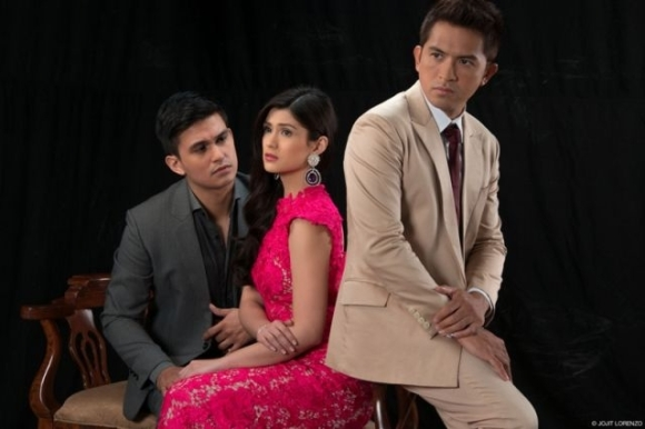 My Husband's Lover staring Tom Rodriguez, Dennis Trillo, and Carla Abellana.