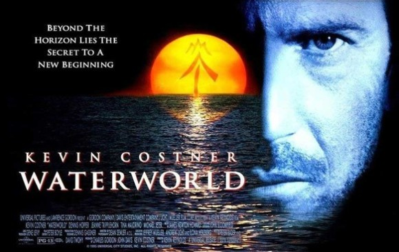 Water World starring Kevin Costner!