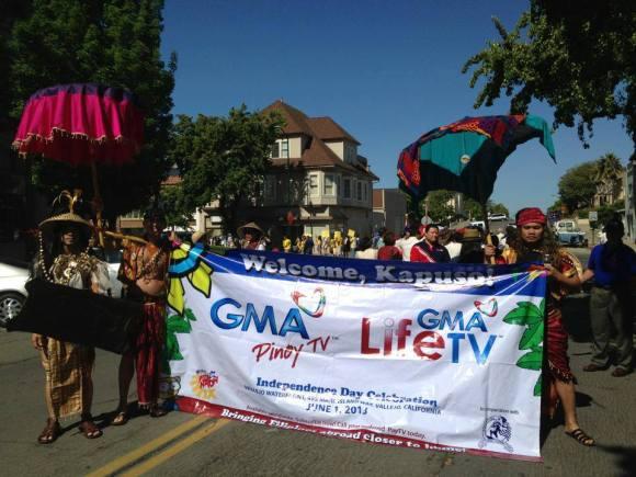 GMAI PIDC parade Vallejo