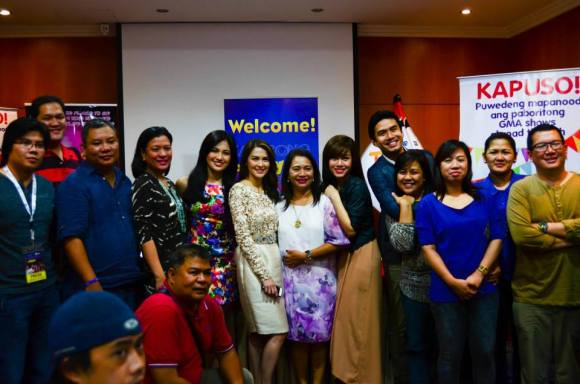 Kapusong Pinoy sa Dubai Meet and Greet