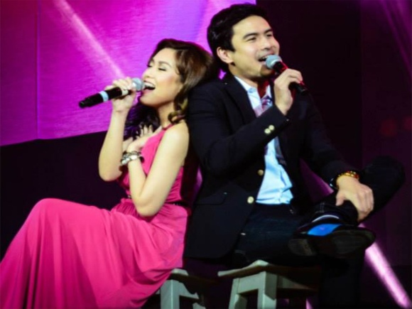 Rachelle Ann and Christian Kapusong Pinoy sa Dubai