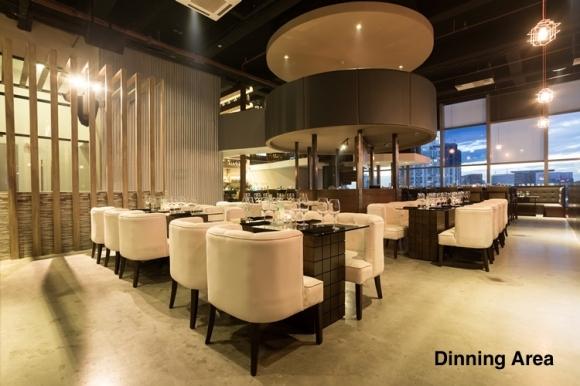 Black Sheep Dining Area