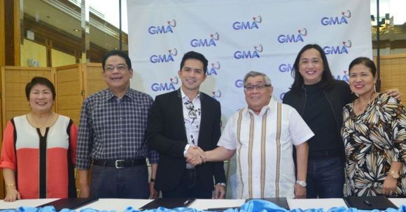 Dennis Trillo renews exclusive contract with GMA!