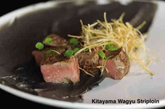 Kitayama Wagyu Striploin