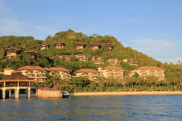 The Expensive and Luxurious Shangrila Boracay Resort