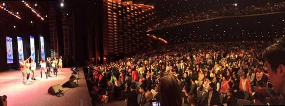 [EB Live in Toronto] 3000 fill Sony Center for the Performing Arts