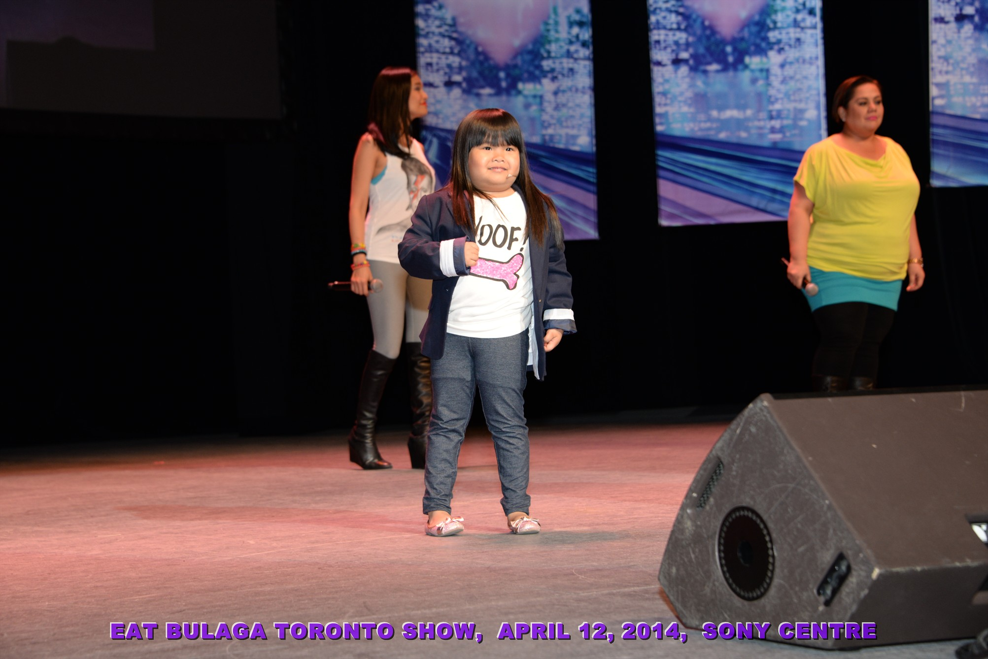 Pauleen Luna And Vic Sotto Instagram [eb live in toronto] ryzza mae