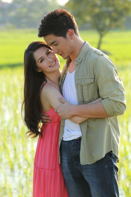 Marian Rivera and Alden Richards