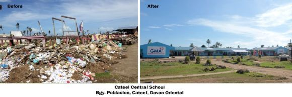 Cateel Central School
