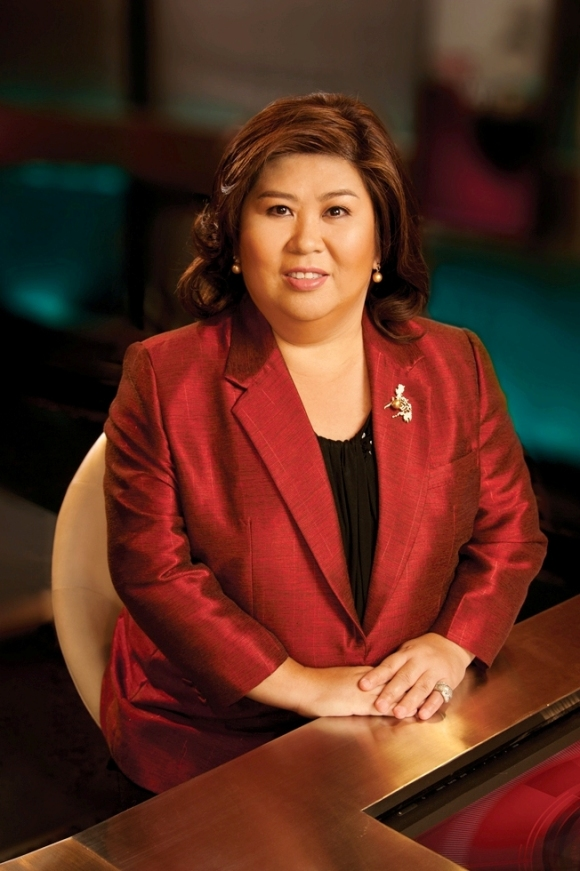 State of the Nation Host Jessica Soho