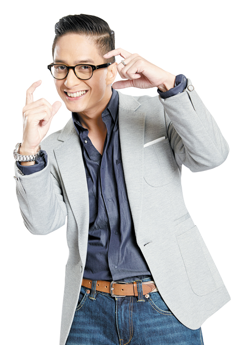 Picture! Picture! Host Ryan Agoncillo