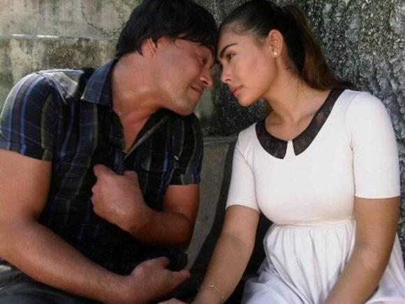 Sid Lucero and Gwen Zamora in Wagas: Mga Kwento ng Totoong Pag-Ibig Episode Cerebral Palsy