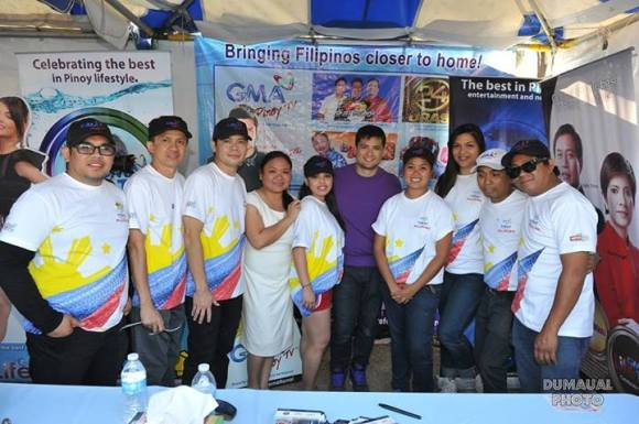 Geoff Eigenmann in Carson City, California - GMA booth