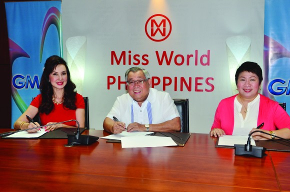 GMA & Miss World Philippines