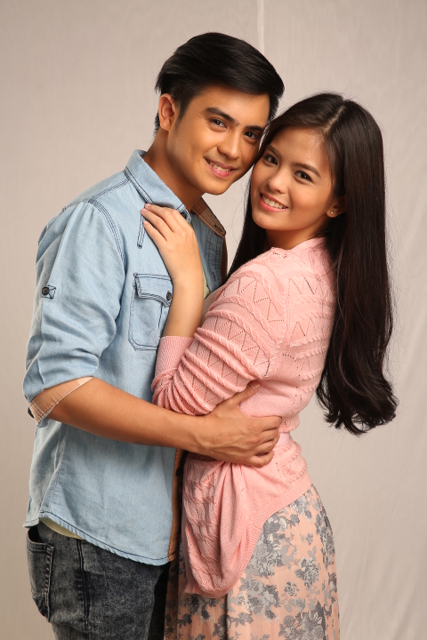 Jake Vargas and Bea Binene