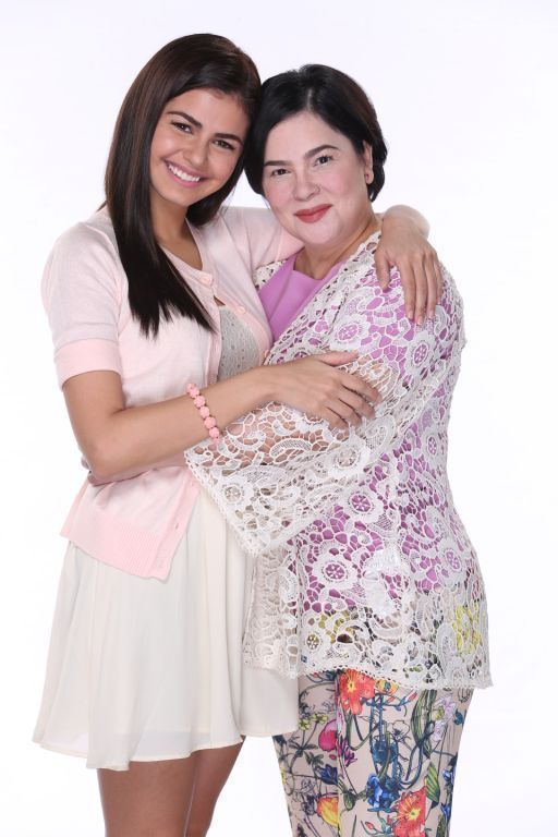 Janine Gutierrez and Jaclyn Jose