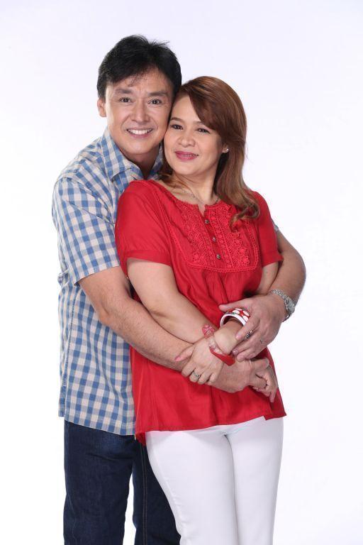 Rey PJ Abellana & Leni Santos
