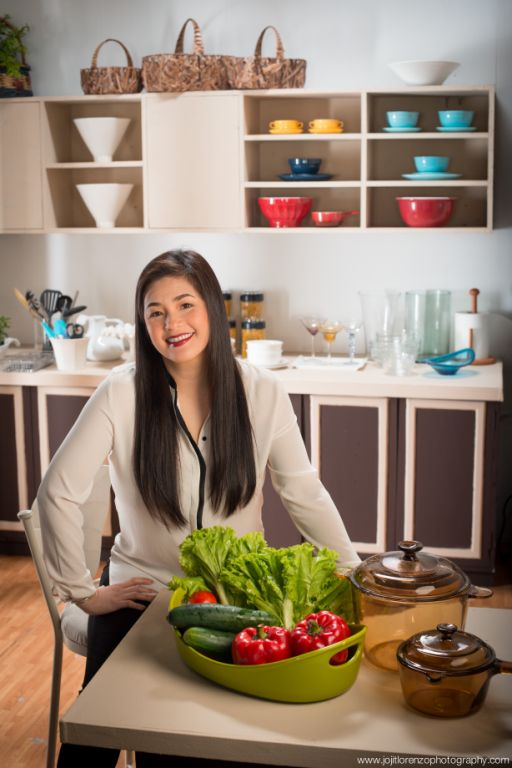 Sarap Diva hosted by Asia's Songbird Regine Velasquez-Alcasid combines great food and great music