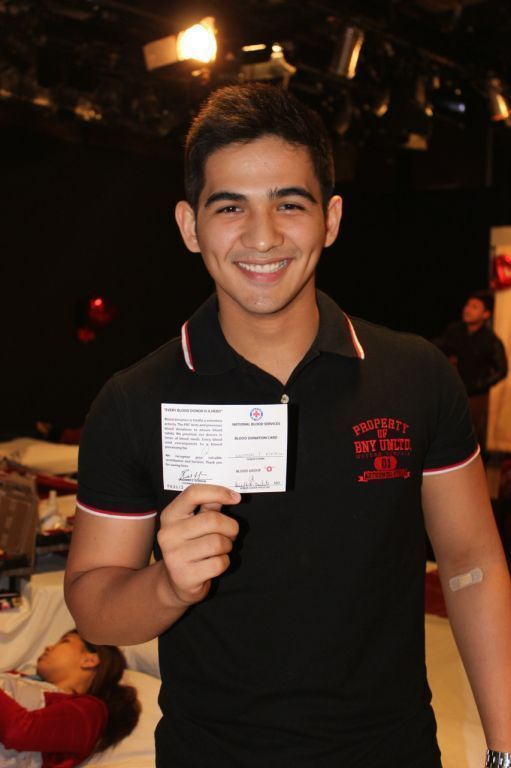 GMA Artist Center star Phytos Ramirez