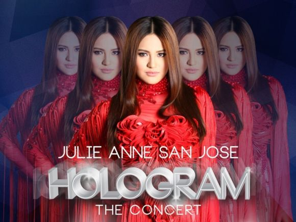 Julie Anne San Jose - Hologram