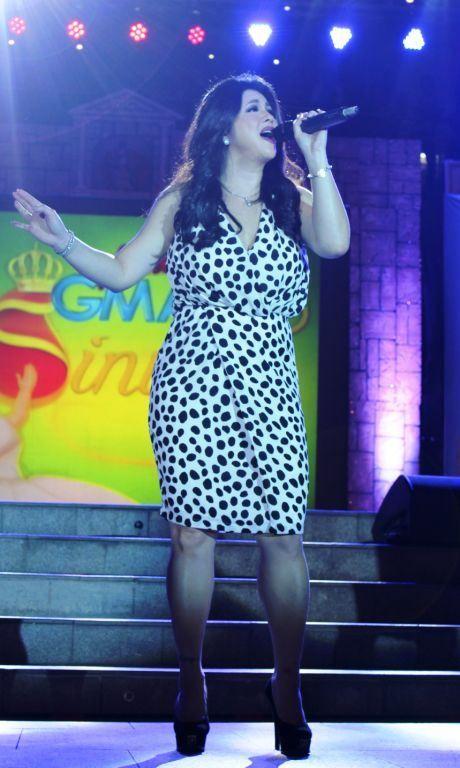 Regine Velasquez-Alcasid in Sinulog Festival