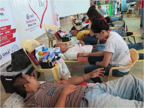Regional bloodletting in Iloilo