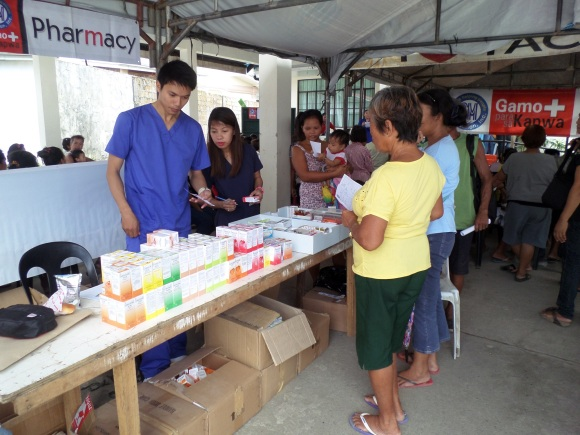 Kapwa Ko, Mahal Ko conducted 118 medical missions nationwide in 2014