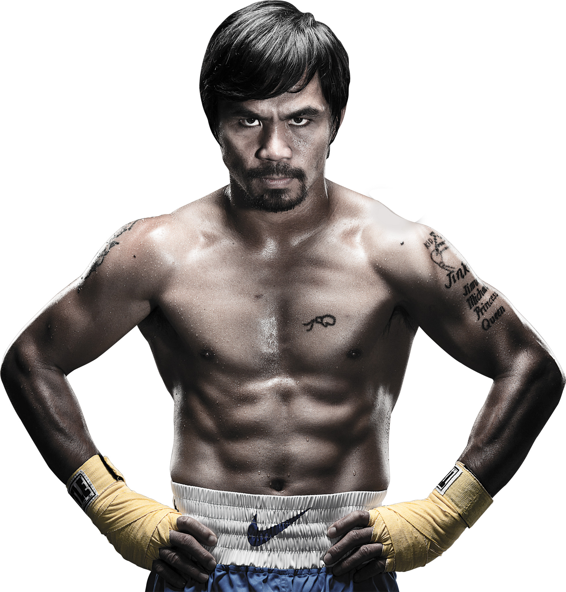 is manny 'pacman' pacquiao really a Manny pacman pacquiao - filipino 8 division world champion  manny pacquiao got punched really hard in the face this weekend for a shocking boxing loss.