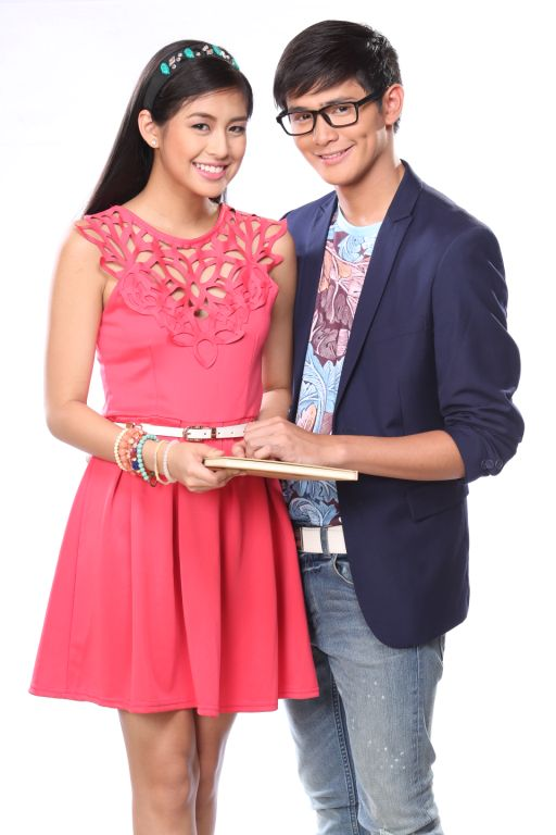 Gabbi Garcia and Ruru Madrid of Let the Love Begin