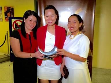 Silver Award  2015 Asia-Pacific Tambuli Awards