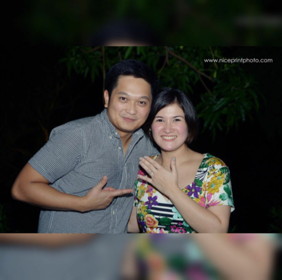 VJ Yambao and Camille Prats