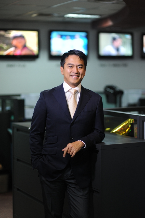 Joseph T Francia - First VP and Head of International Operations, GMA Network