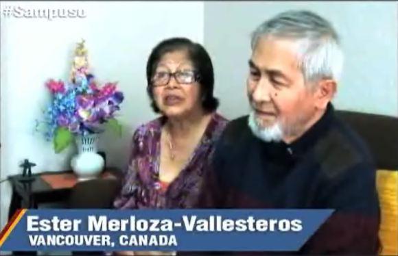 Vallesteros Family