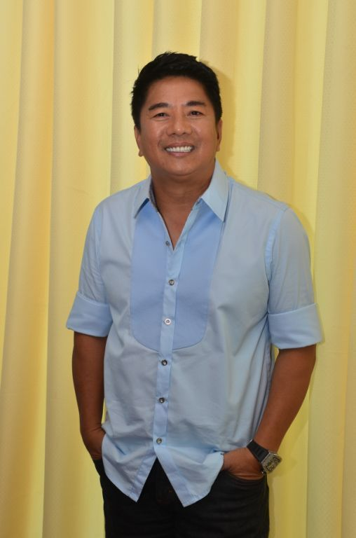 Willie Revillame - Presscon Photos